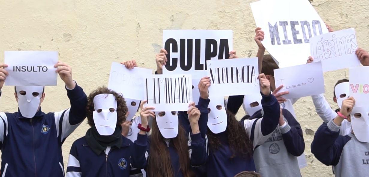 Colegio Ciudad de Linares - No Violencia 04