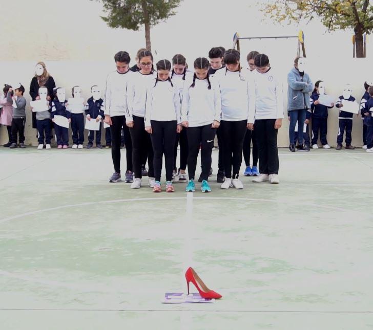 Colegio Ciudad de Linares - No Violencia 05