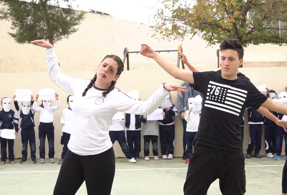 Colegio Ciudad de Linares - No Violencia 06
